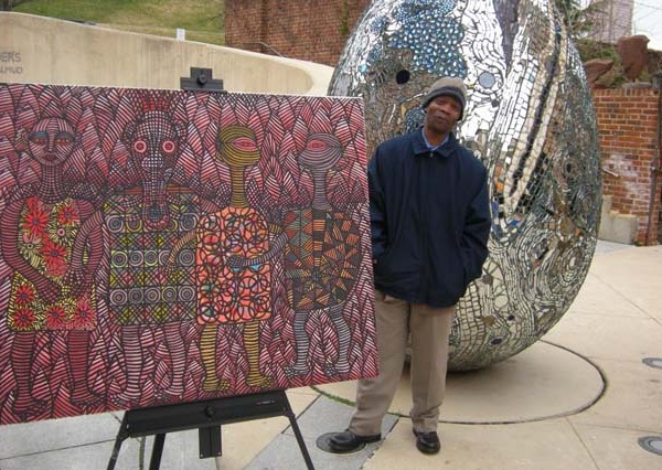 Ephrem Kouakou America Visionary